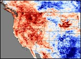 Heatwave in the Western United States