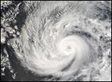 Hurricane Cosme