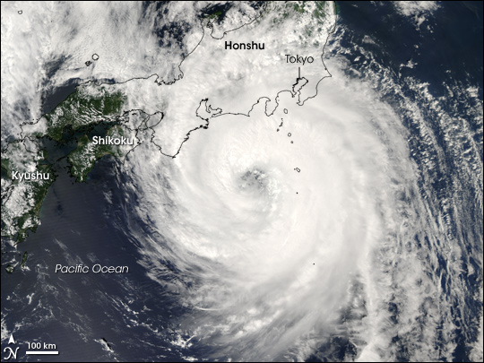 Typhoon Fitow