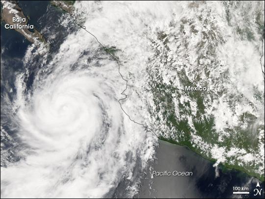 Hurricane Henriette