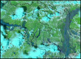 Flooding in India and Bangladesh