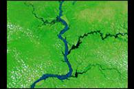 Floods in West Africa