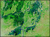 Floods in West Africa