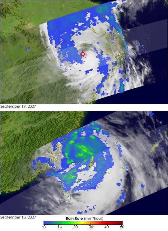 Super Typhoon Wipha