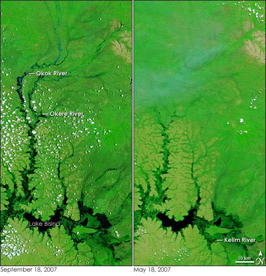 Floods in Uganda