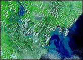 Typhoon Lekima floods Vietnam