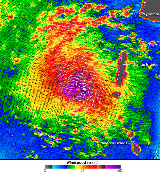 Tropical Cyclone Sidr - related image preview
