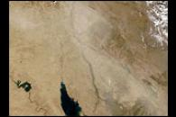 Iraq Dust Storm