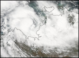 Cyclone Helen hits Northern Australia