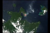 Rabaul Volcano, New Britain