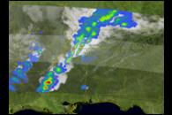 Severe Tornadoes in the Southern United States
