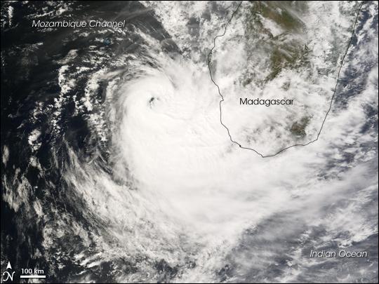 Tropical Cyclone Jokwe