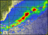 Tornadoes in Oklahoma and Missouri