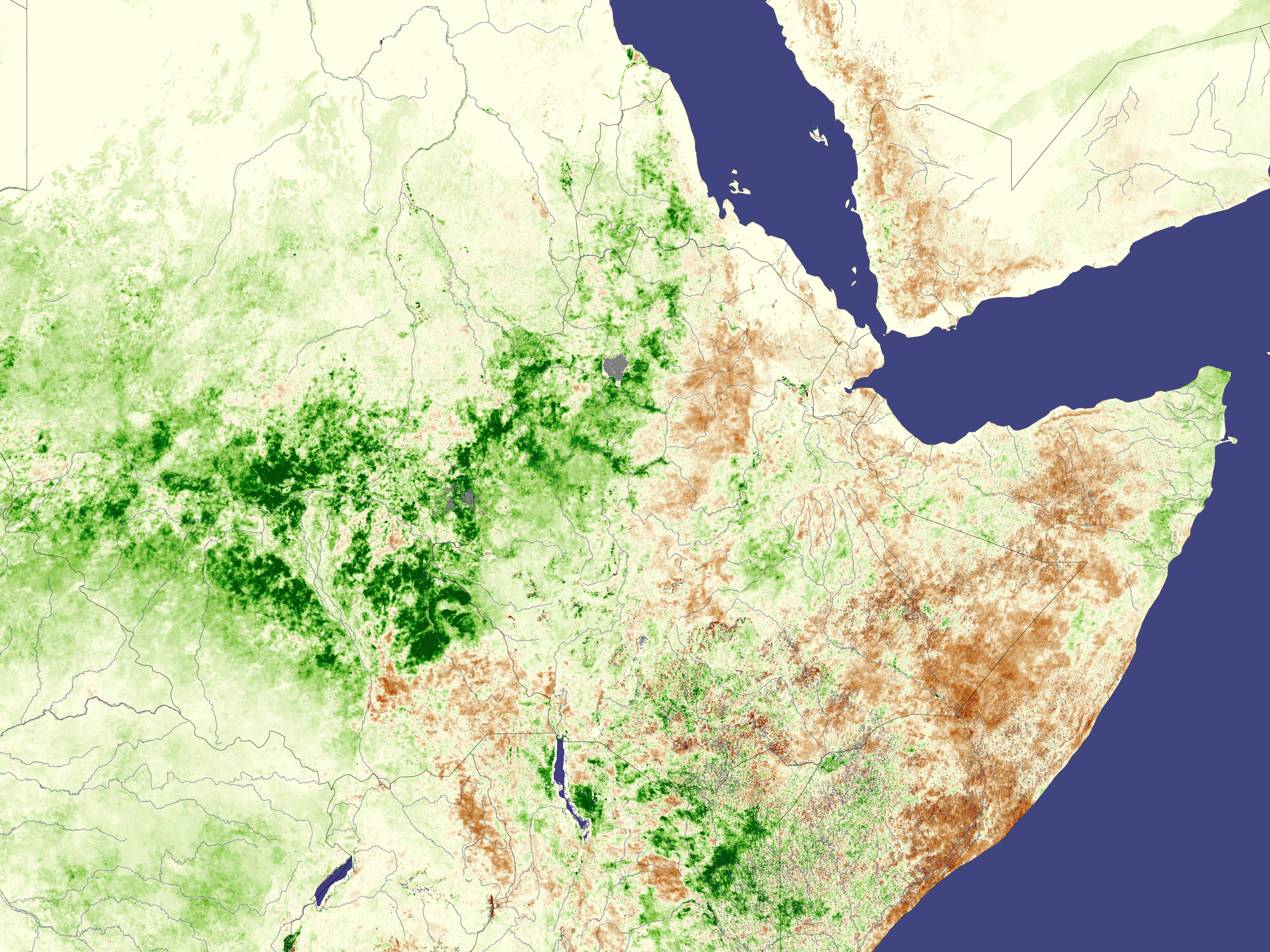 Drought in Ethiopia - related image preview