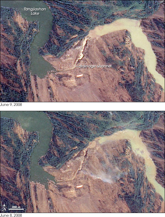 Earthquake Near Chengdu, China - related image preview