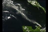Activity on Rabaul Volcano, New Britain