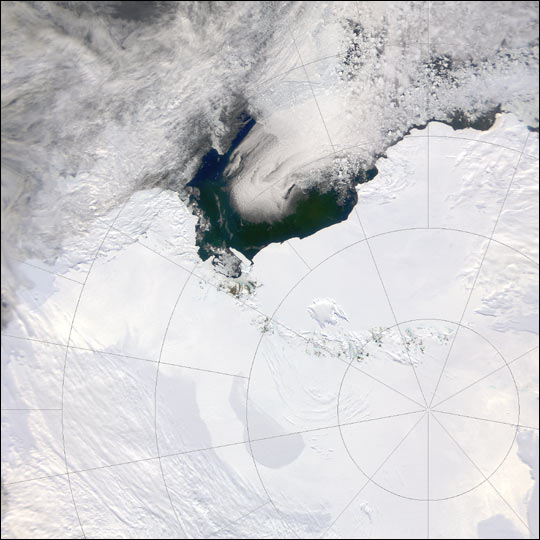 The South Pole and the Ross Sea