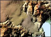 Viedma Glacier and Mt. Fitzroy, Argentina