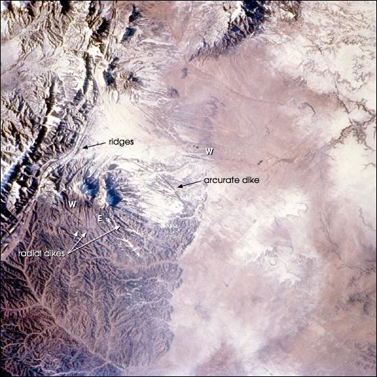 Spanish Peaks, Sangre de Cristo Range, Colorado