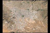 Tucson, Arizona, and its Surroundings