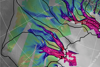 Balance of the West Antarctic Ice Sheet - related image preview