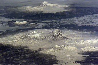 Shiveluch—Kamchatkan volcanoes - related image preview