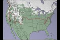 Unusually Low Snow Cover in the U.S.