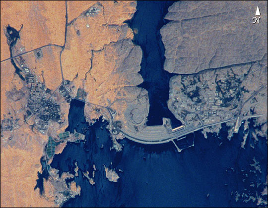 High Dam at Aswan, Egypt | Building the World