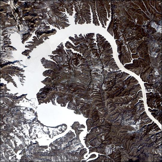 Dragon Lake, Siberia