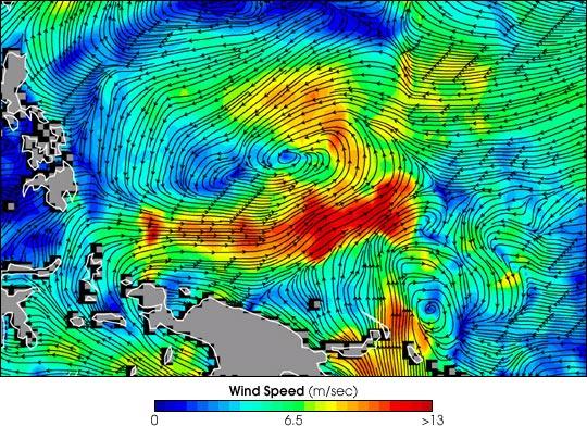 The Beginnings of Typhoon Hagibis
