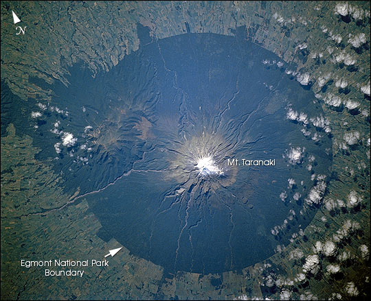 Egmont National Park, New Zealand - related image preview