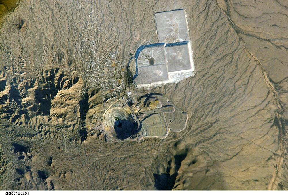 New Cornelia Mine, Arizona - related image preview