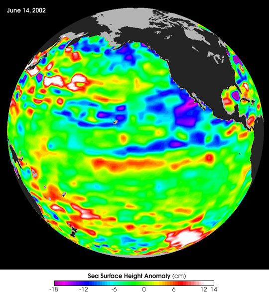 Still Waiting for El Niño