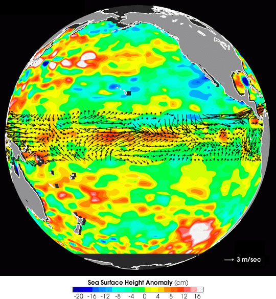 El Niño Threatens, but Fizzles (for Now)