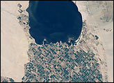 Imperial Valley and Salton Sea, California