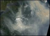 Smoke from Canadian Fires Blankets Eastern U.S.
