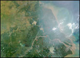 Heavy Smoke over China