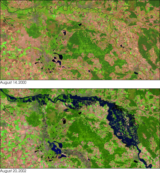 Flooding in Germany - related image preview