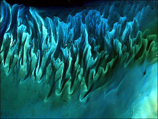Ocean Sand, Bahamas