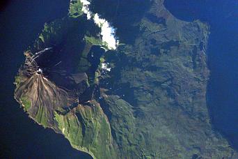 Kanaga Volcano, Alaska - related image preview