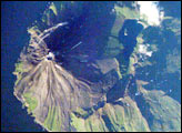 Kanaga Volcano, Alaska