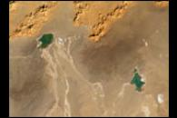 Saharan Wadis