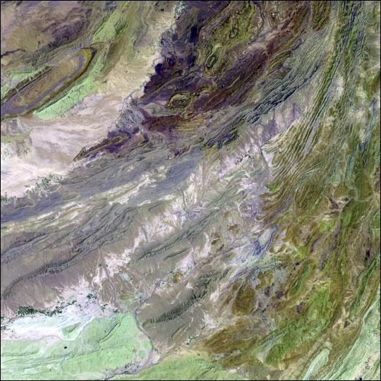 Sulaiman Mountains, Pakistan