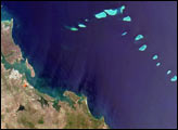 Where on Earth...? MISR Mystery Image Quiz #11