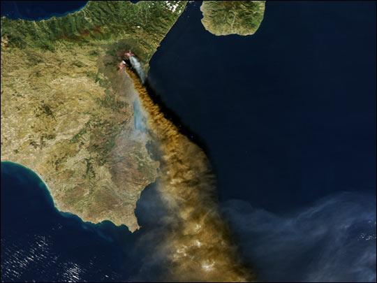 Eruption Of Sicily039s Mt Etna