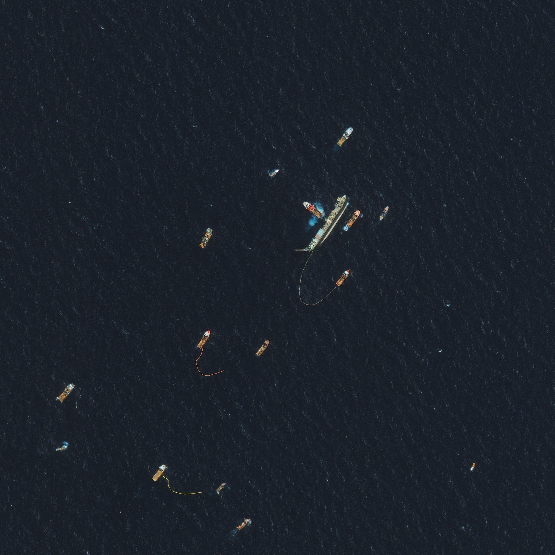 Foundering Tanker off Rio de Janeiro - related image preview