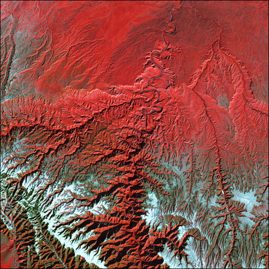 Roan Cliffs, Utah