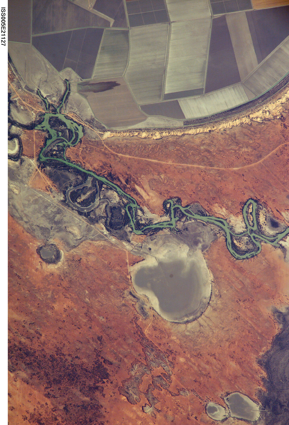 Lake Tandou, New South Wales, Australia - related image preview
