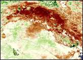 Drought in the Fertile Crescent - selected image