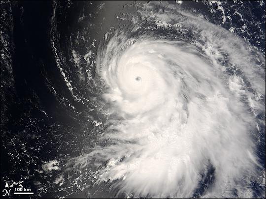 Typhoon Nakri
